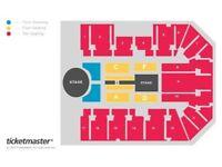 Harry Styles Tickets x2 Blk B GREAT CATWALK SEATS BIRMINGHAM Sat 7th April £250