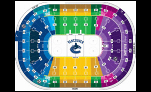 Vancouver Canucks 2018/19 Tickets - UPPER BOWL BELOW FACE VALUE!