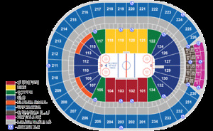 Oilers individual tickets section 127 row 9 seats 7 & 8