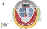 Pair of tickets to T Swift! (Saturday night)