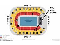 **Under Face Value** 2x Stone Roses Tickets -SSE ARENA Belfast - South Mid Tier - Tickets in Hand!