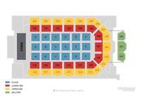 3x Tickets to Kasabian Metro Radio Arena 24/11/17