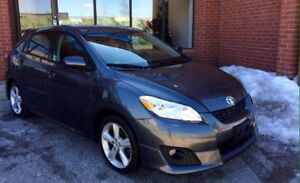 2010 Toyota Matrix XRS One owner very rare