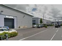 MODERN WAREHOUSE UNIT TO LET. 2800 SQ FT. SLOUGH, BERKS.