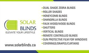 SUPERIOR WINDOW TREATMENT-BLINDS/SHADES/SHUTTERS.CALL:7802312911