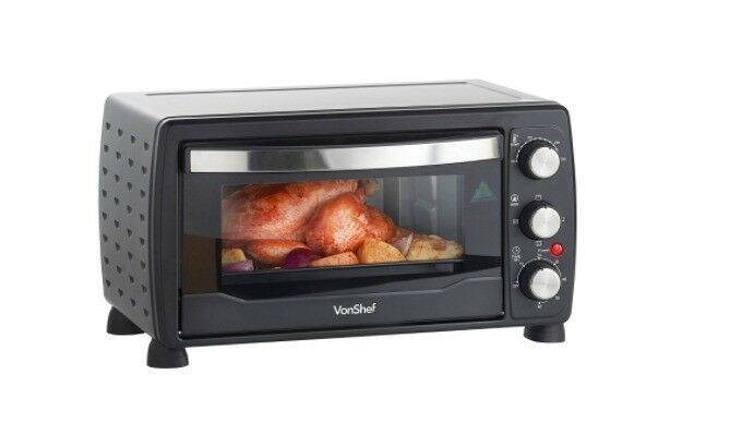 Great Condition VonShef 19L Toaster Oven for Sale