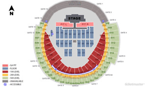 Selling 2 Ed Sheeran tickets for Thursday August 30!
