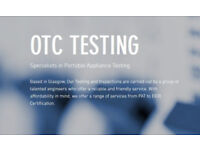 OTC Testing - Affordable PAT Testing at a time that suits you.