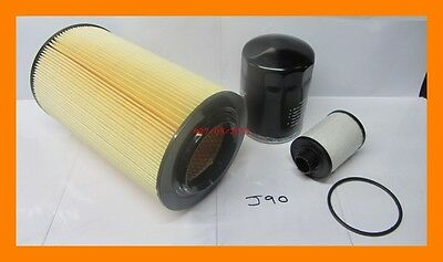 Service Kit Oil Filter Fuel Filter  Air Filter FIAT DUCATO 28 JTD 4x4 Diese