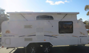 Jayco Discovery with ensuite Macarthur Tuggeranong Preview