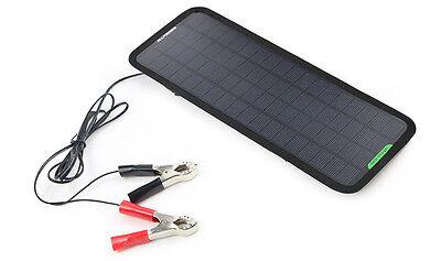 Hilft deiner Autobatterie, sich selbst zu helfen: Das Solarpaneel