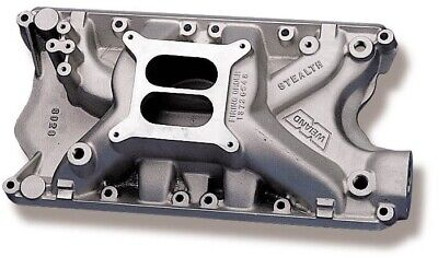 WEIAND STEALTH INTAKE MANIFOLD,FORD,SMALL BLOCK,V8,351 WINDSOR,IMCA LEGAL,SBF