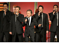 Frankie Valli & Four Seasons Greatest Hits Tour @ O2 Arena 7.30pm 23/4/17