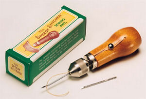 SPEEDY STITCHER Sewing Awl Repair Tool Kit US made