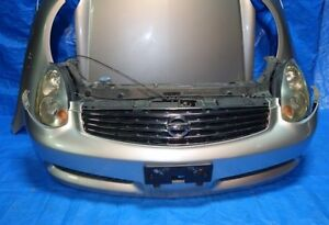 JDM Infiniti G35 2 Door Coupe CPV35 OEM Front End 2003-2007