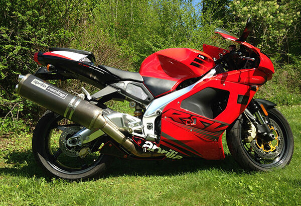 Your Guide to Aprilia Motorcycles
