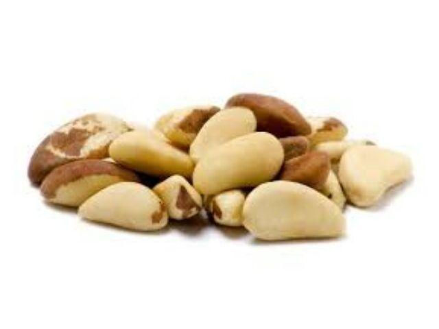 Brazil Nuts Whole Raw  2 Lbs. (no shell) FREE SHIPPING!!!
