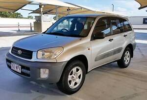 2002 Toyota RAV4 Wagon Caboolture South Caboolture Area Preview
