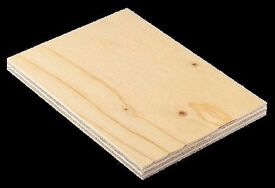 General Purpose Ply 8x4 2440x1220x12mm (Buy 10+ £14.00) DISCOUNT APPLIES TO COLLECTION ORDERS ONLY!