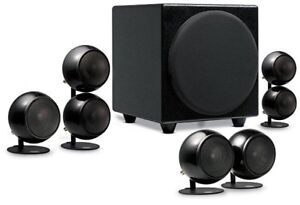 Orb Audio - 5.1 Home Theatre package - better than BOSE
