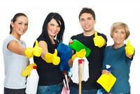 Need Cleaners For WALMART Canada-Long Term Job with full benefit