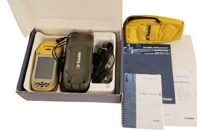 Trimble Geoxt Geoexplorer 2005 Series Gps Data Collector 60950-20 Original Box