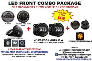 JEEP WRANGLER ACCESSORIES/PARTS & LED LIGHTS London Ontario image 10