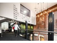 Creative And Affordable Office Space At Assay Studios, Birmingham's Coolest Office!
