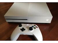 xbox one s 500gb 13 games controller headset plug n playkit