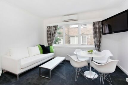 Fully Furnished studio apart, all utilities, linen inc. $575 pw.