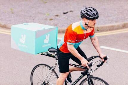 Uber Eats Delivery Job Electric Motor Bike Hire & Rent SYDNEY