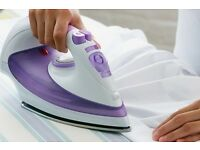 £1.10 per item: Professional Ironing Service. Free collection and drop off