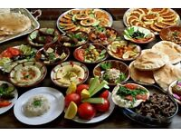 Waiting, Kitchen staff and Lebanese/Turkish food Head chef required Urgently