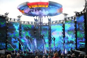 Don';t miss the last UFO to ELO in TO - 1ST ROW balcony seats