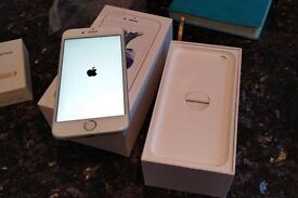 iphone 6 , unlocked , 16gb , space grey and white available