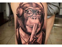 i will be your tattoo guinea pig