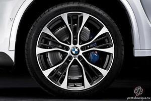 "BMW X5 / X6 M PERFORMANCE Wheels 2017 20"" Staggered - WheelsCo"