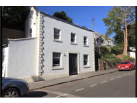 One-bed detached house in the heart of Clifton Village, Bristol, to let