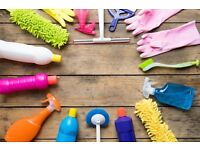 Available cleaner - Didcot area