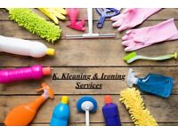 Leeds Cleaning & Ironing Services