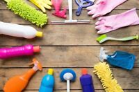 Experienced, Reliable Cleaners For Hire!!