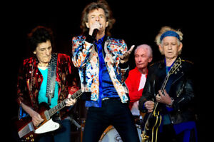 Rolling Stones No Filter tour @ Phill Lincoln Field June 4,2019