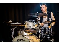 Professional Drum Tuition In the Southampton Area