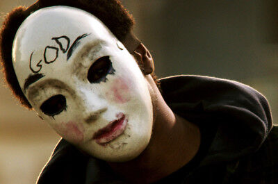 Halloween Horror Movies Series (The purge mask Anarchy Series Movies mask horror Mask Halloween Costume Party)