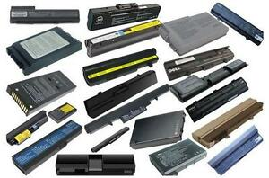 Laptop Keyboard Batteries for DELL, HP, Thinkpad Lenovo Toshiba Acer Asus Samsung Sony and more - New with Warranty