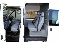 Mk 7 transit crew cab seats