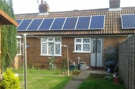 1 bed Bungalow for exchange