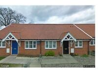 ** 2 BED BUNGALOW **