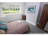 New refurbished double room available for rent