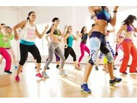 New Zumba fitness classes - all levels welcomed!